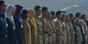 Pelantikan CPNS/ photo: imam buhori/merdeka