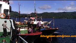 Polair Polda Sulut Tangkap 2 Kapal Ikan Philipina yang Mencuri Ikan di Perairan Indonesia