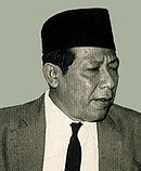 KH Saifudin Zuhri, Menteri Agama ke-9 (photo: wikipedia.org)
