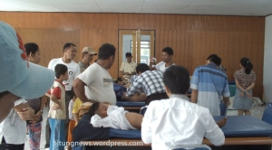 Seratusan anak ikuti Sunatan massal PT Indonesia Ferry