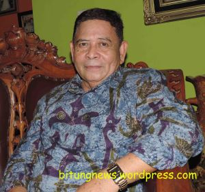 Ketua FMPPD, Lukman Lamato, MSc