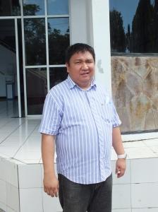 Erwin Kountul, Kabag Hunas Pemerintah Kota