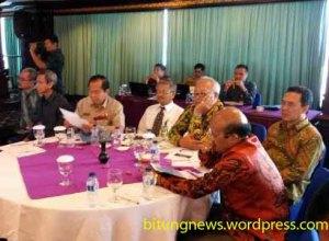Lomban Mengikuti Pelaksanan TLHP di Bali