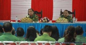 Rapat Evaluasi Kinerja SKPD