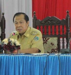 Wakil Walikota Bitung , Maxmilian J Lomban