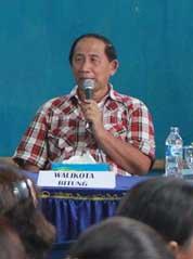 Hanny Sondakh, Walikota Kota Bitung