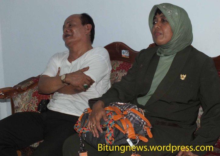 Anggota TNI Gadungan dan Istrinya