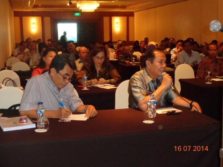 Lomban ikut  ITB dan BLCC di Jakarta