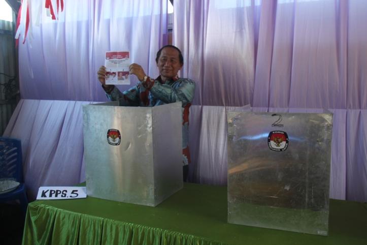 Walikota Bitung, Hanny Sondakh