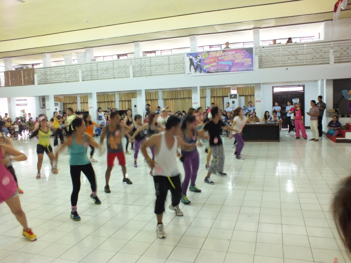 Zumba Fitnes dan Aerobic Competition