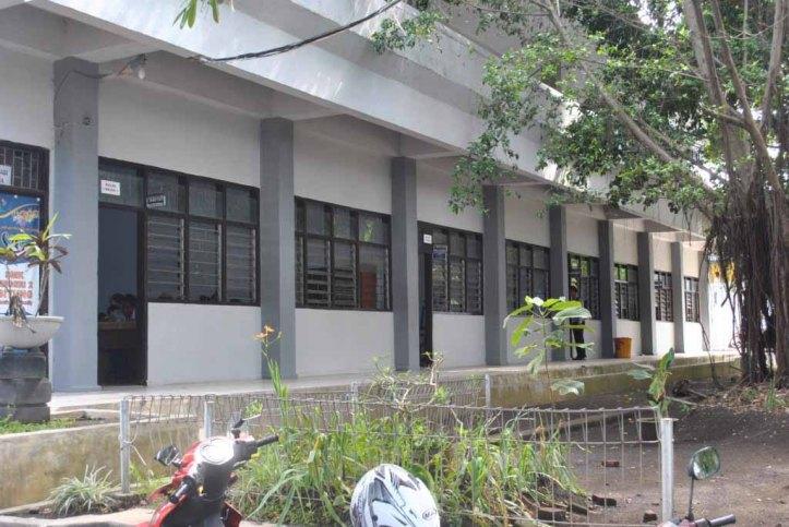 Bangunan Sekolah SMKN 2 Bitung