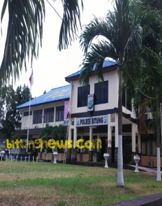 Mapolres Bitung, Sulawesi Utara