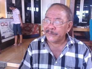 Wakil Ketua DPK PKPI, Bidang Pengkaderan, H. Arifin Dunggio, S.Sos