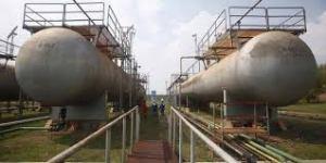 Instalasi Stasiun Gas