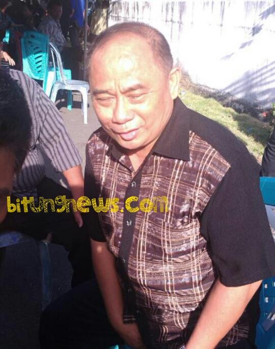 Calo Wakil Walikota, Petrus Singale
