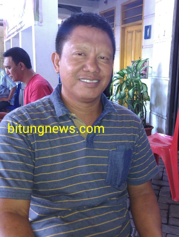 Wakil Ketua DPC Partai Nasdem, Deky Sompotan mundur, nyatakan dukungan ke HH-FK