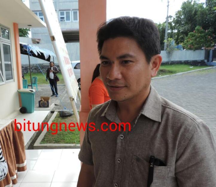 Wakil Ketua DPK PKPI Bitung, Santy Gerald Luntungan