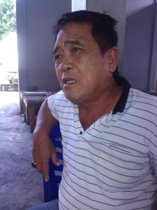 Bakal Calon Wakil Walikota yang tak lolos tes kesehatan, Jan Karundeng