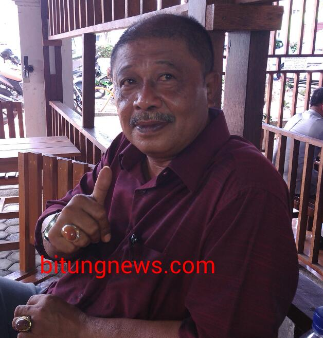 Legislator PDIP, Victor Tatanude