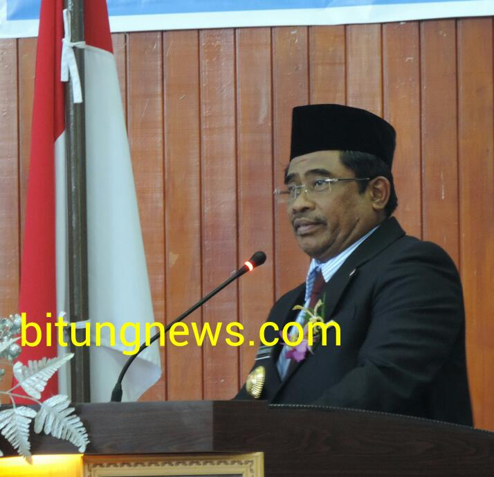 Pejabat Gubernur Sulawesi Utara, Sony Sumarsono