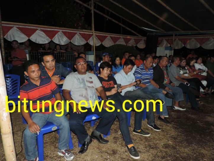 PPK Se-Kota Bitung Hadiri Forum pilkada Damai di Kompleks Sari Cakalang