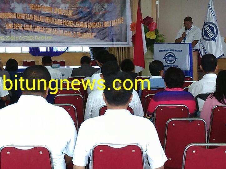 Organizing Commite Arnold Bagania, Salah satu kandidat Ketua DPW APBMI