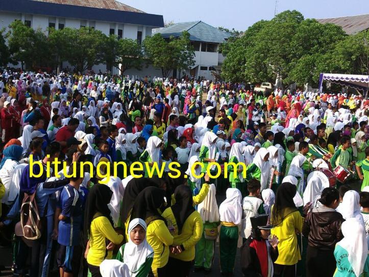 Ribuan orang umat Islam ikuti rangkaian acara Gebyar Muharam PHBI
