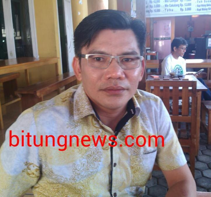 Pegiat anti korupsi, Berty Allan Lumempouw