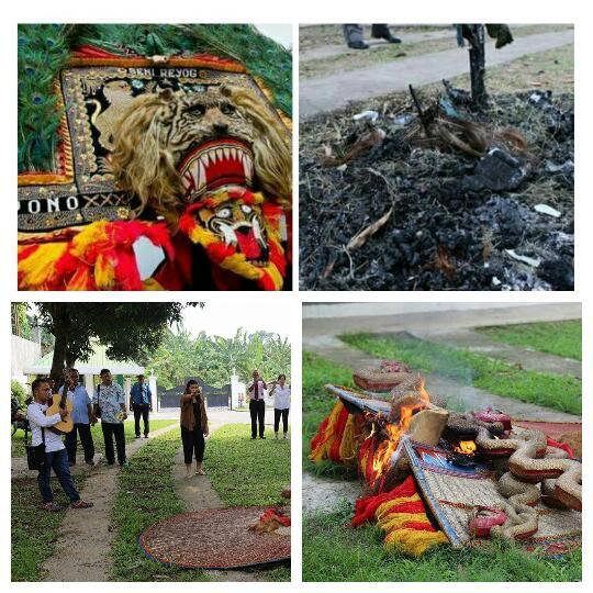 Berbagai foto yang membantah press release KJRI Davao