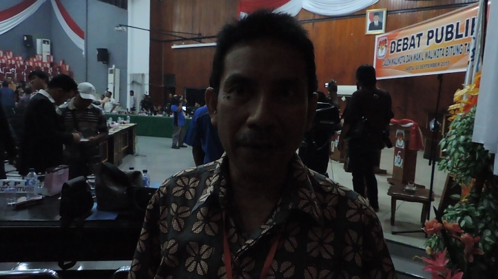 Pengamat Politik International Universitas Sam Ratulangi Manado, Dr. Michael Mamentu