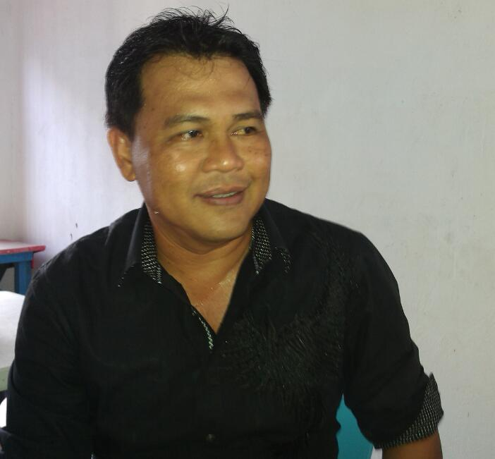 Ketua Komisi C DPRD Bitung, Superman Boy Gumolung