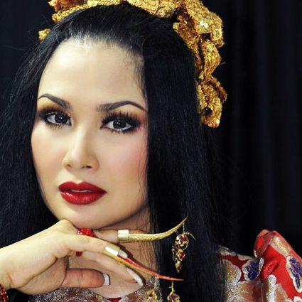 Super Diva Titi DJ akan meriahkan kampanye MaMa. Photo: warnermusic.co.id