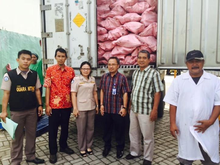 PT. Delta Pasific Indo Tuna terpaksa harus Import bahan baku ikan dari India dan Korsel