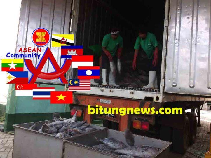 Import ikan seperti ini akan menjadi tren baru industri perikanan Bitung di Era MEA.