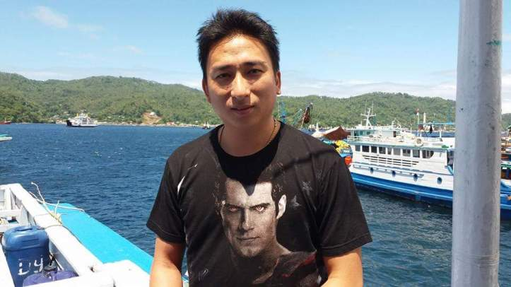 Anggota DPRD bitung dari Partai Nasdem, Keegan Kojoh, tantang Menteri Susi Memajukan perikanan