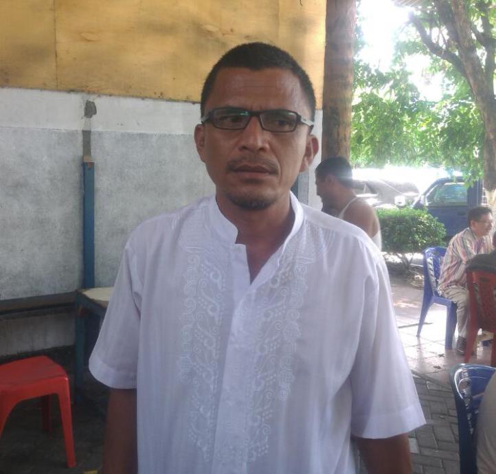 Ketua Panitia Musabaqah Tilawatil Qur'an se Kota Bitung, Ust. Yaskur Gobel