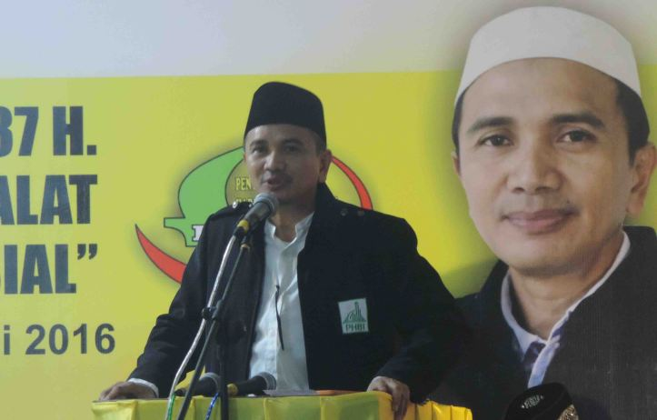 Ketua Penyelenggara Hari-Hari Besar Islam, H. Ramlan Ifran