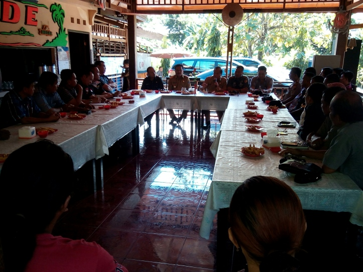 Pemda Kota Bitung gelar pertemuan tokoh agama dan adat, agar tragedi Tanjung Balai tak terjadi di Bitung