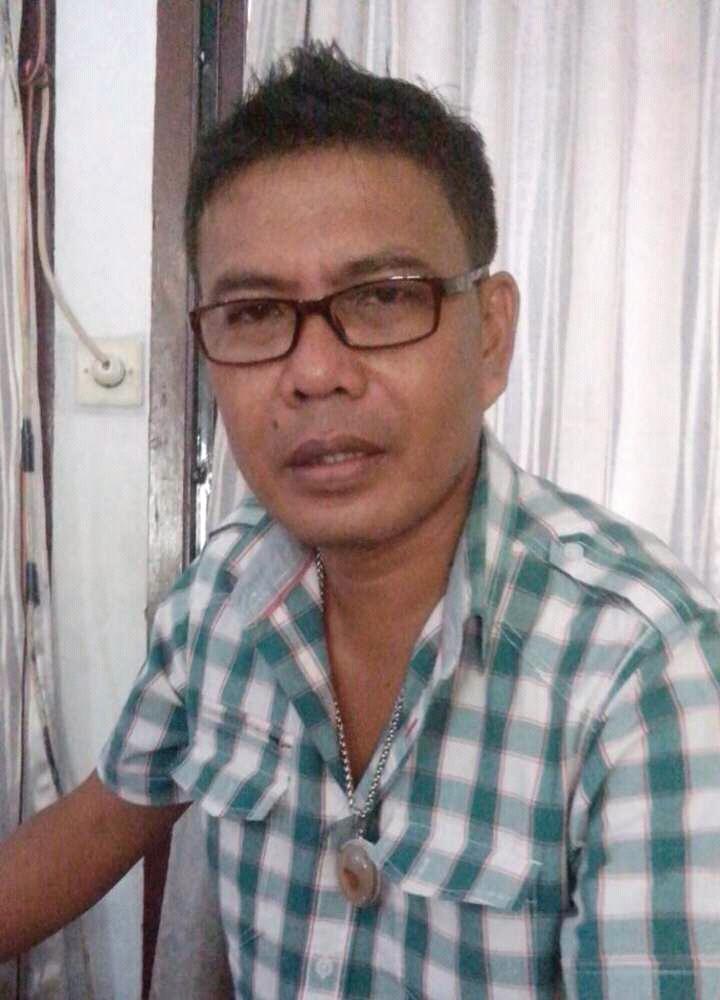 Ketua Panitia Pelantikan Pengurus Cabang Kerukunan Keluarga Indonesia Gorontalo, Rahmat Dunggio, SH